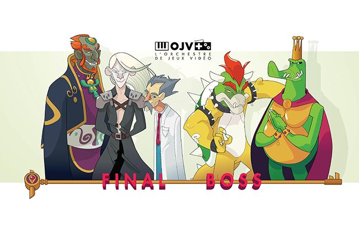 Concert Final Boss