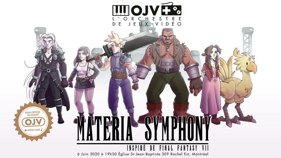 Materia Symphony- Inspirée de Final Fantasy VII