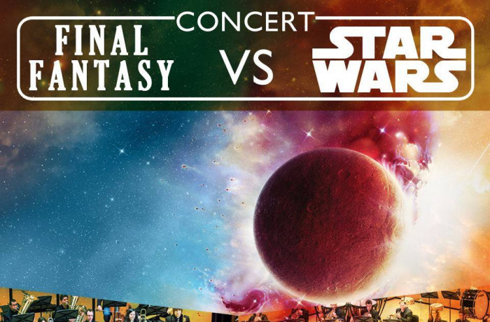 Final Fantasy vs Star Wars